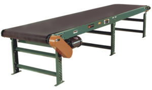 Model 450BOS Box Style Slider Bed Belt Conveyor | Conveyability