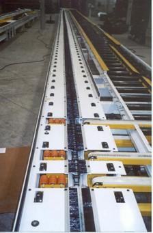 Heavy Assembly Pallet System